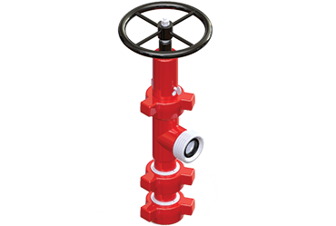 Cactus Flow Products Choke Valve